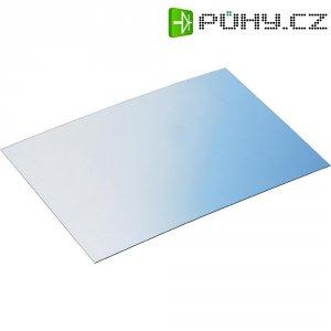 Náhradní zrcadlové sklo, 175x250 mm