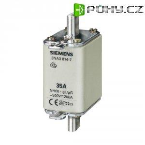 Pojistková vložka NH Siemens, vel. 00, 63 A, 3ks, 3NA38227
