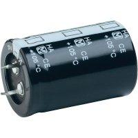 Snap In kondenzátor elektrolytický, 22000 µF, 25 V, 20 %, 50 x 35 mm