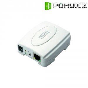 Síťový USB server, USB 2.0, LAN (10/100 Mbit/s), Digitus DN-13003-1