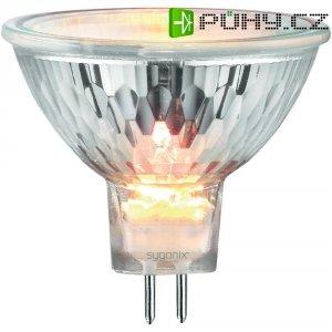 Halogenová žárovka Sygonix, GU5.3, 16 W, 51 mm, stmívatelná, teplá bílá