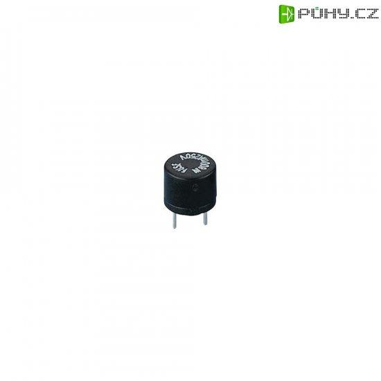 Miniaturní pojistka ESKA pomalá 887.014, 250 V, 0,5 A, 8,4 mm x 7.6 mm - Kliknutím na obrázek zavřete