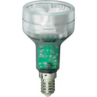 Úsporná žárovka reflektor LightMe Compact E14, 7 W, teplá bílá