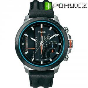 Ručičkové náramkové hodinky Timex Adventure Series Linear Indicator Chronograph, T2P274