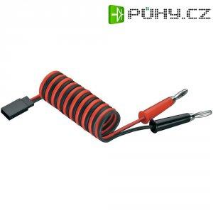 Napájecí kabel přijímače Modelcraft, JR, 250 mm, 0,25 mm²