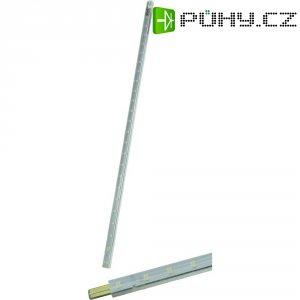 Dekorační LED lišta Rolux, 24x LED, 30 cm, studená bílá (30083113140)