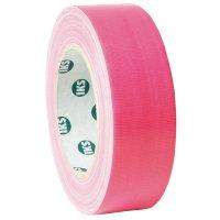 Jevištní lepící páska Gaffer, 38 mm x 25 m, neonově růžová