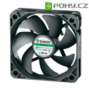 Ventilátor Sunon DR ME60151V1-000U-A99, 60 x 60 x 15 mm, 12 V/DC