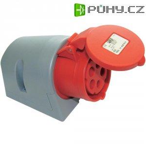 CEE zásuvka 125-6tt PCE, 32 A, IP44