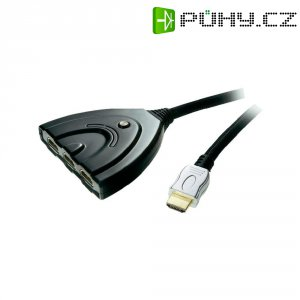Automatický přepínač HDMI Vivanco HDHD 3.1