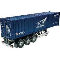 Návěs Tamiya Container NYK, 1:14, 917 x 188 x 185 mm, stavebnice