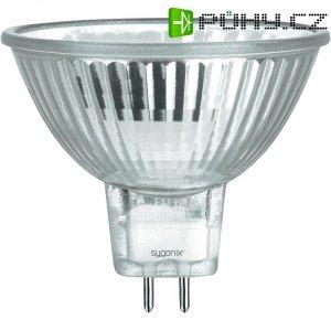 Halogenová žárovka Sygonix, GU5.3, 20 W, 49 mm, stmívatelná, teplá bílá