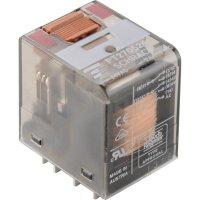 Miniaturní relé PT TE Connectivity 5-1419111-1, PT270730, 12 A, 440 V/AC 3000 VA