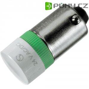 LED žárovka BA9s Signal Construct, MWCB22729, 12 V, ultra zelená