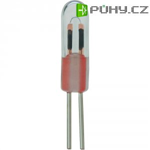 Xenonová dioda T1 1/4 4,15X8MMBI-PIN 2,4V 420MA