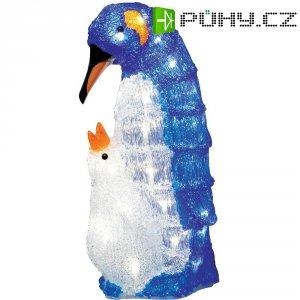 Akrylátový LED tučňák Konstsmide