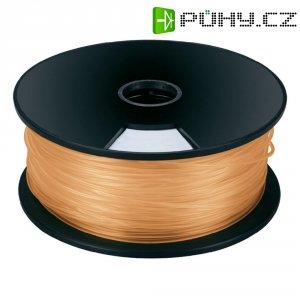 Náplň pro 3D tiskárnu Velleman, PLA3O1, 3 mm, 1 kg, oranžová