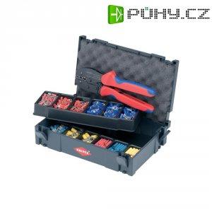 Souprava lisovacích kleští PreciForce® s příslušenstvím Knipex, 285 ks