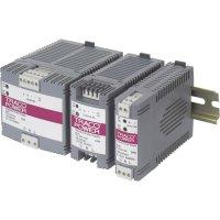 Zdroj na DIN lištu TracoPower TCL 024-124C, 24 V/DC, 1 A