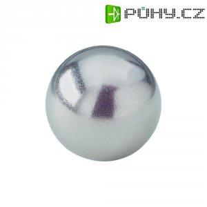 Permanentní magnet kulový N40 1.29 T Max. pracovní teplota: 80 °C