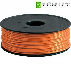 Náplň pro 3D tiskárnu, Renkforce HIPS300O1, materiál HIPS, 3 mm, 1 kg, oranžová