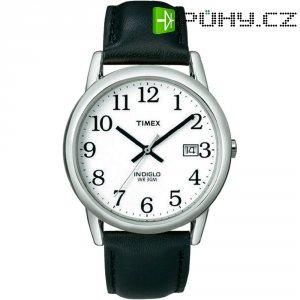 Ručičkové náramkové hodinky Timex Easy Reader, T2H281, kožený pásek