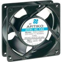 Axiální ventilátor, 28FR300, 230 V, 32 dBA, 120 x 120 x 38 mm