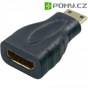 HDMI adaptér SpeaKa, HDMI zástrčka C Mini ⇔ HDMI zásuvka