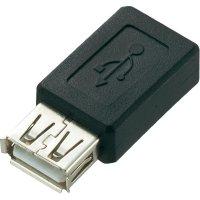 Adaptér USB 2.0, A/Micro-B