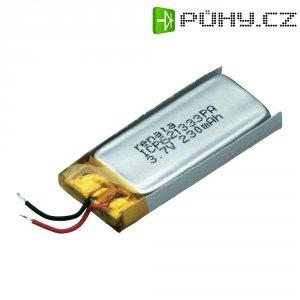 Akumulátor Li-Pol Renata, 3,7 V, 240 mAh, ICP621333PA