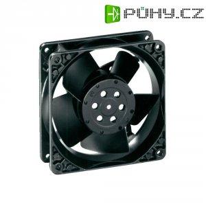 Axiální ventilátor EBM Papst 4650 N, 230 V, 46 dBA, 119 x 119 x 38 mm