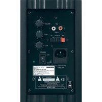 Aktivní reproduktory Mc Crypt REF-60 AMP, 4 ?, 40/80 W, černá