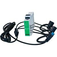 Proudový elektroměr na DIN lištu econ sens+ 330, 3x 230 V / 400 V