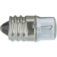Žárovka Barthelme, 14 x 30 mm, E14, 24-30 V, 2 W, čirá