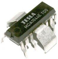 MDA1044E - vertikální rozklad pro TV