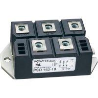 Můstkový usměrňovač 3fázový POWERSEM PSD 162-18, U(RRM) 1800 V