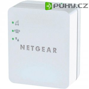 WiFi repeater Netgear WN1000RP, 300 MBit/s, 2.4 GHz