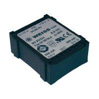 Plochý transformátor Weiss UI 30, 230 V/2x 9 V, 2x 333 mA, 6 VA