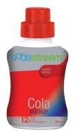 Sodastream Sirup Cola Energy New 500ml