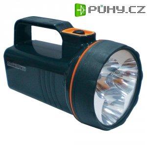 Ruční LED svítilna Ampercell AM 2009, 3x0,5 W, černá