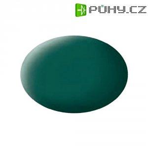 Airbrush barva Revell Aqua Color, 18 ml, tmavě zelená matná