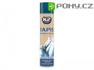 K2 pěnový čistič textílií ve spreji 600 ml