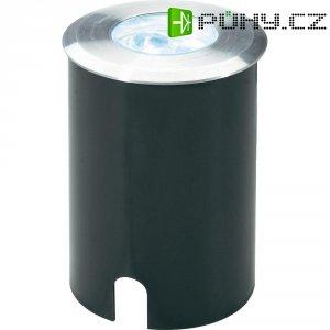 Vestavné podlahové LED svítidlo, 3 x 1 W, bílé světlo