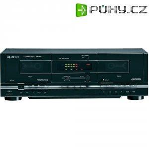 Černý kazetový HiFi přehrávač TP-1000
