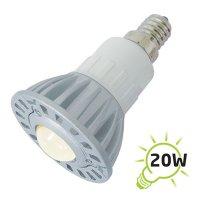 Žárovka LED E14/230V (1x) - 3W(B) bílá teplá