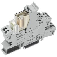 Zásuvná patice s relé WAGO 788-346, 24 V/DC, 8 A, 2 přepínací kontakty