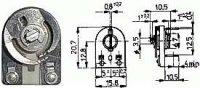 Trimr TP017,18 - 150K (TP062)