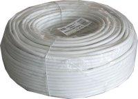 Kabel 3x0,75mm2 H05VV-F (CYSY3x0,75mm), balení 100m