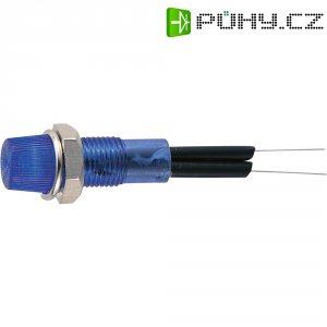Miniaturní signálka Sedeco B-416, modrá