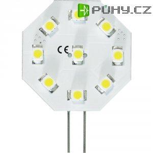 LED žárovka Diodor, G4, 0,5 W, 30 V, stmívatelná, teplá bílá